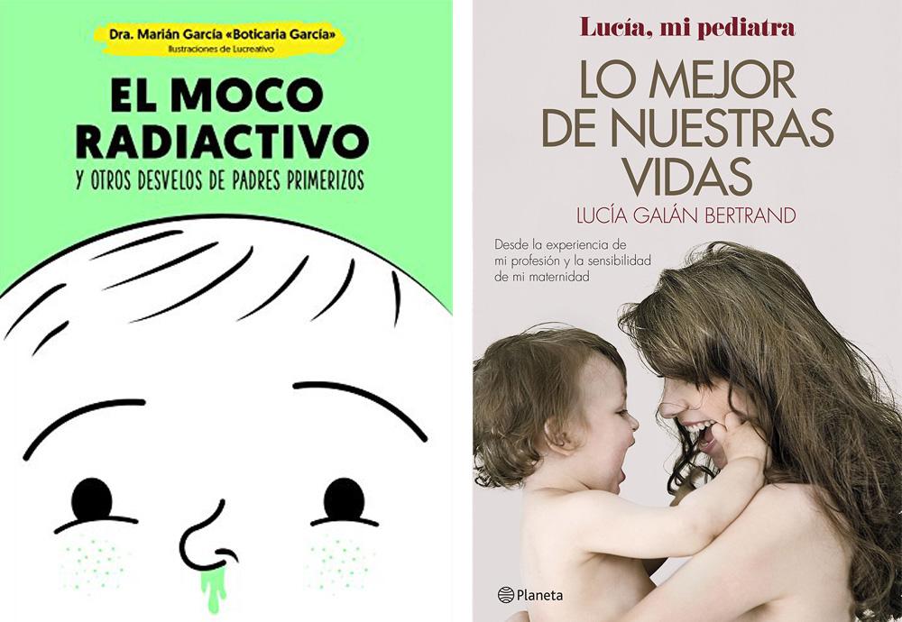 Libros que regalar a una mamá primeriza