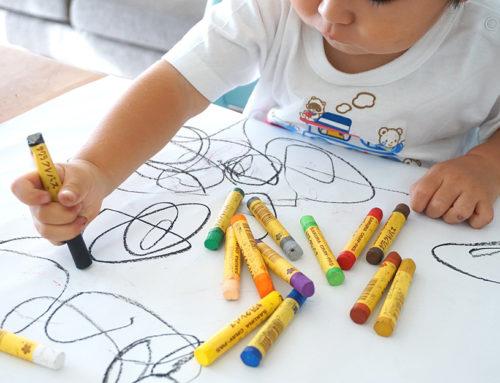 10 ideas para entretener a un niño de 2 años en casa: Éxitos