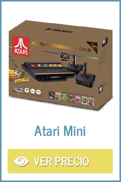 Precio Atari Mini en Amazon