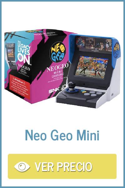 Precio Neo Geo Mini en Amazon