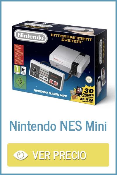 Precio Nintendo NES Mini en Amazon