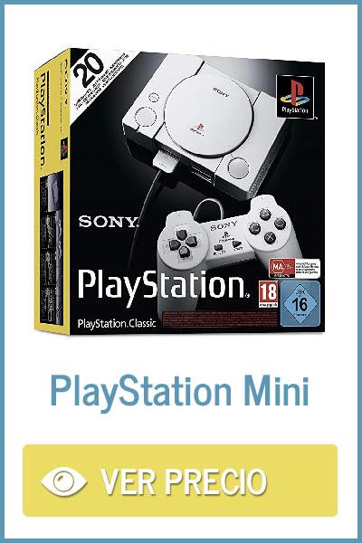 Precio Play Station Mini en Amazon