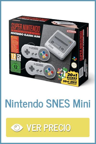 Precio Super Nintendo en Amazon