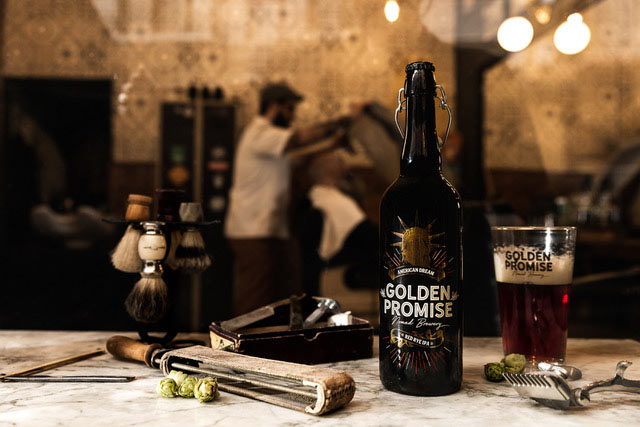 Cerveza Golden Promise