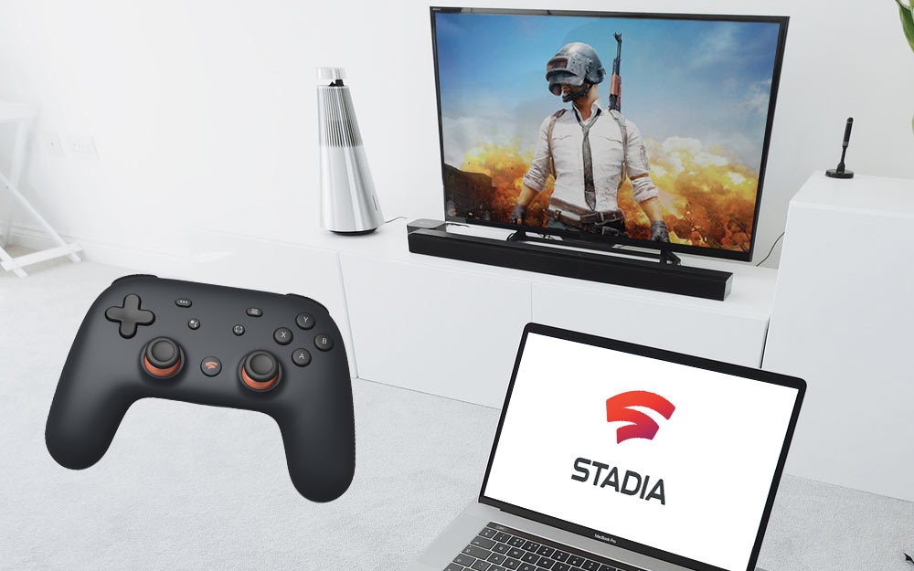Google Stadia y juegos en streaming • Tribu Dabuti