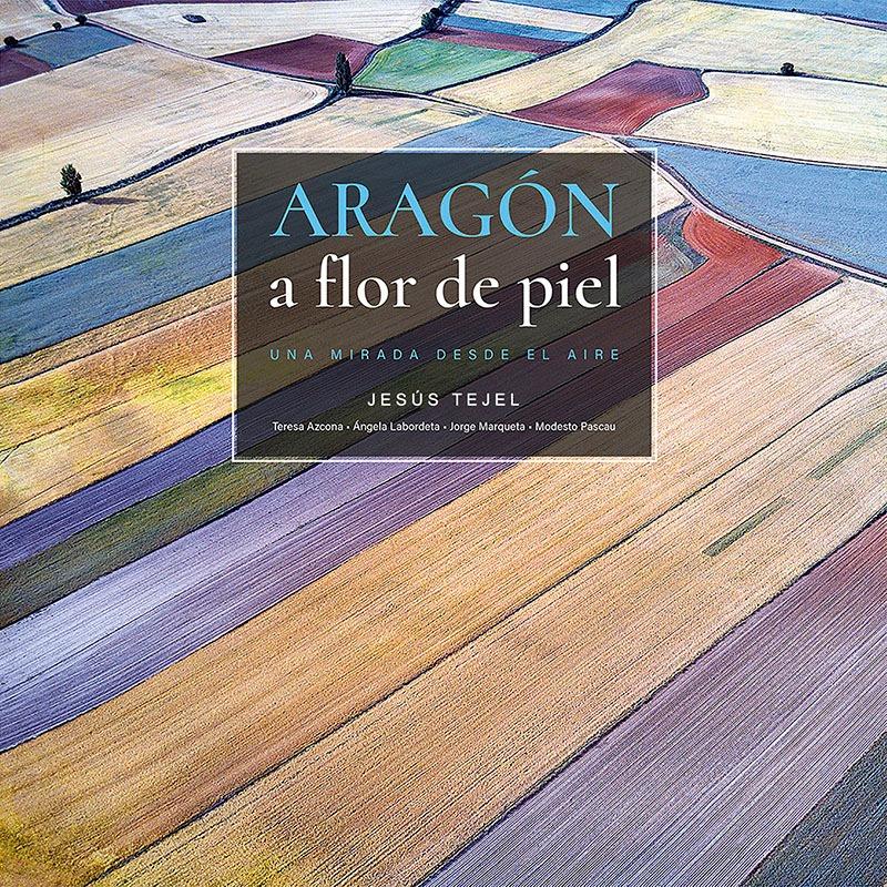 Libro Aragón a Flor de Piel Portada