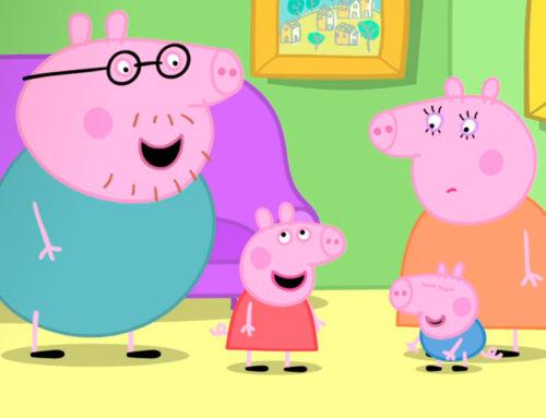 Peppa Pig, nuestra guía espiritual