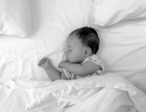 Cómo logramos dormir de un tirón gracias al método padre