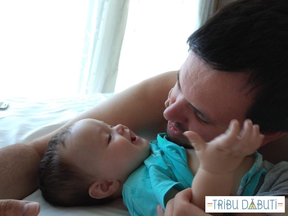 Método padre: vínculo entre el bebé y el adulto