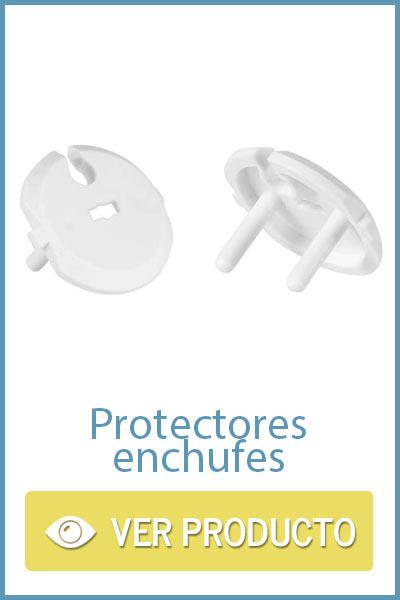 Protectores enchufes bebé