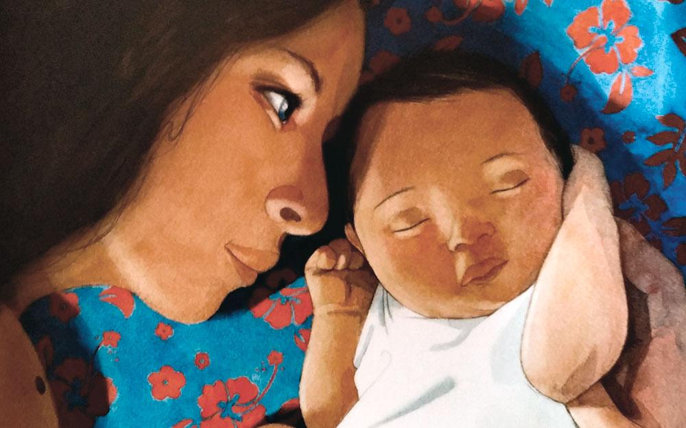 Regalo para una madre que acaba de dar a luz: Mamá de Hélène Delforge y Quentin Gréban