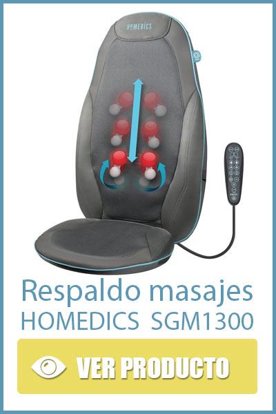 Respaldo masajes Homedics SGM1300