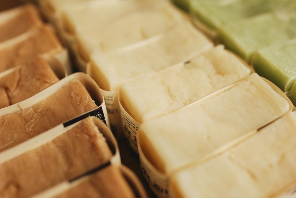 Elegir champú sólido sin sulfatos