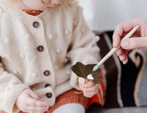 15 manualidades sobre el otoño para niños pequeños (2 a 4 años)