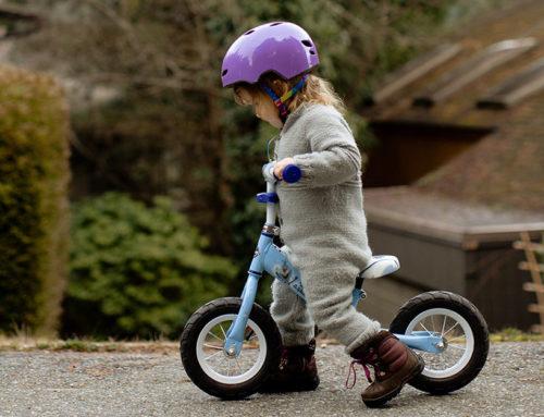 Las mejores bicicletas sin pedales y triciclos para niños de 2 a 3 años