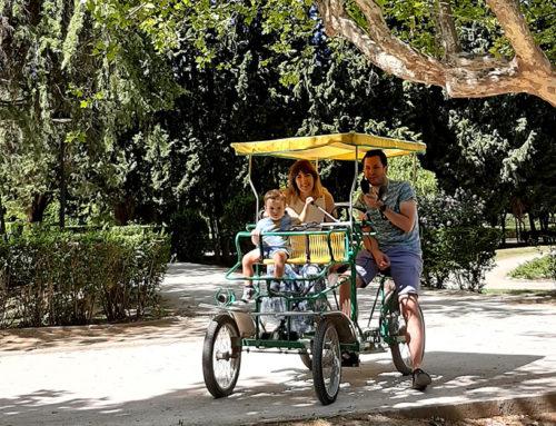 Qué hacer en Zaragoza con niños al aire libre