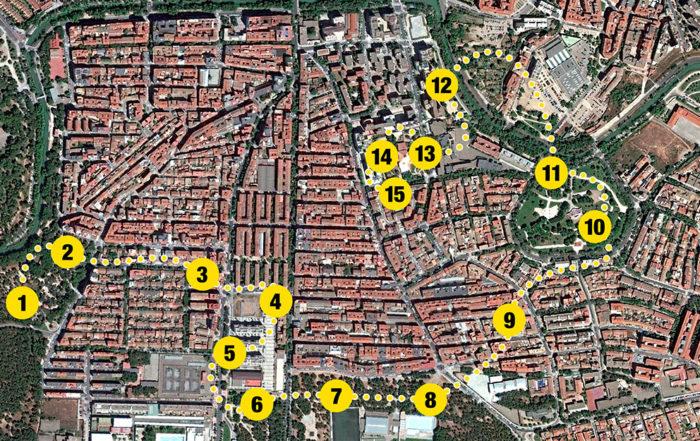 Un Paseo de Juegos por Zaragoza actividades en familia al aire libre