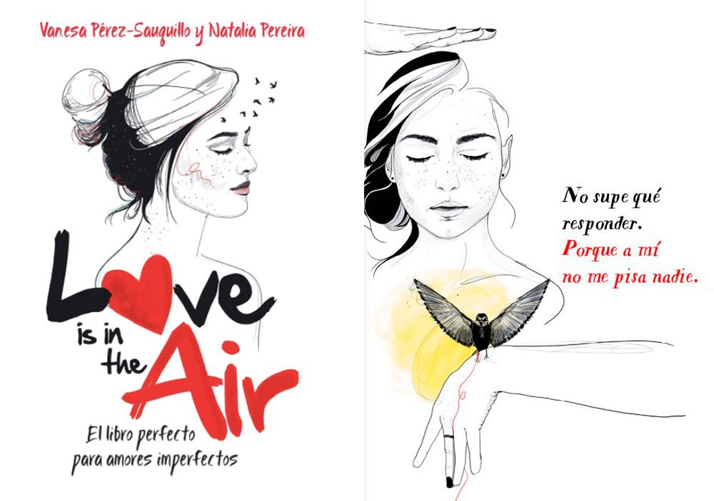 Libro regalar pareja Love is in the air