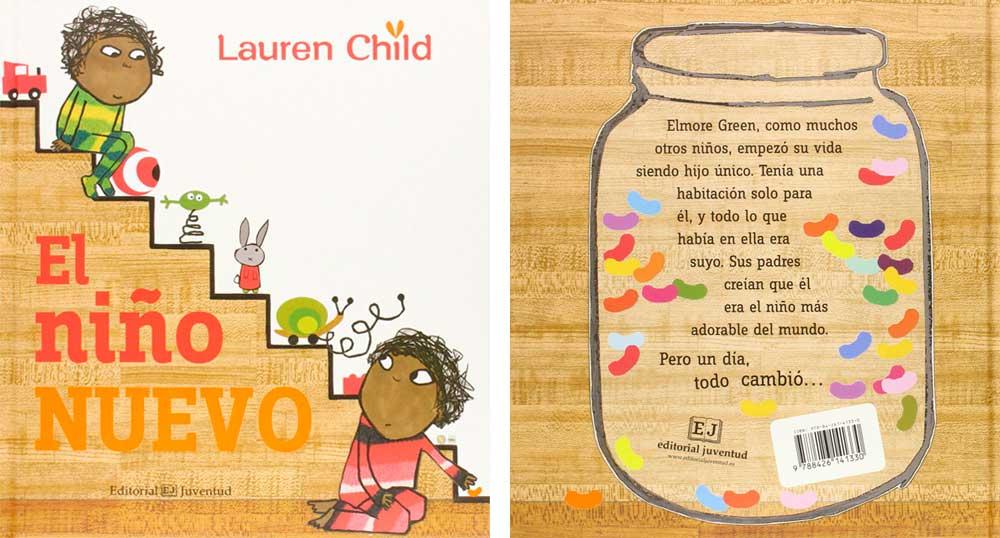 El niño nuevo libro infantil