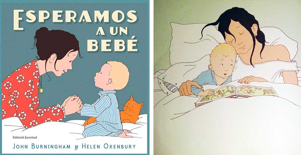 Libros para niños que van a tener un hermano Será un bebé