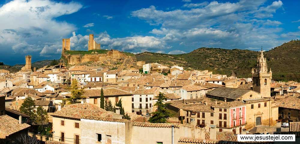 Los pueblos más bonitos de la provincia de Zaragoza: Uncastillo