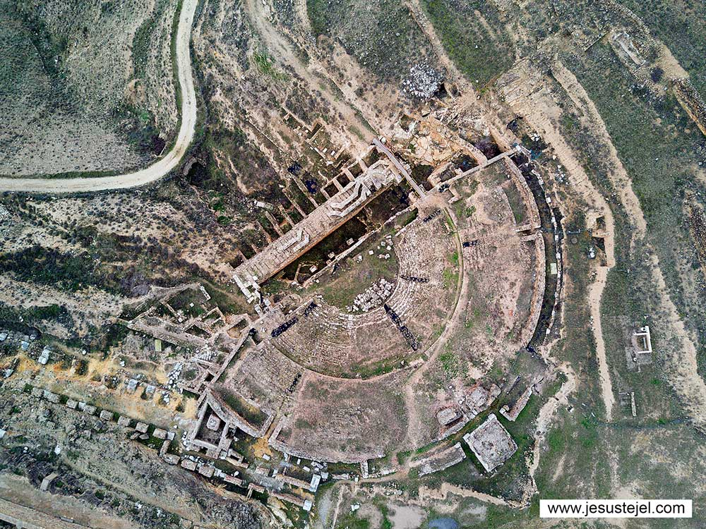 Yacimiento romano de Bílbilis