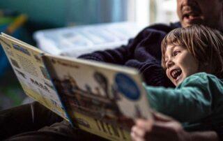 Libros que regalar a un padre primerizo o con hijos pequeños